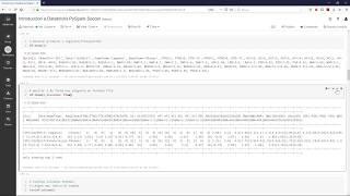 Introduccion a PySpark con  Datos La Liga 2017 18 en Databricks