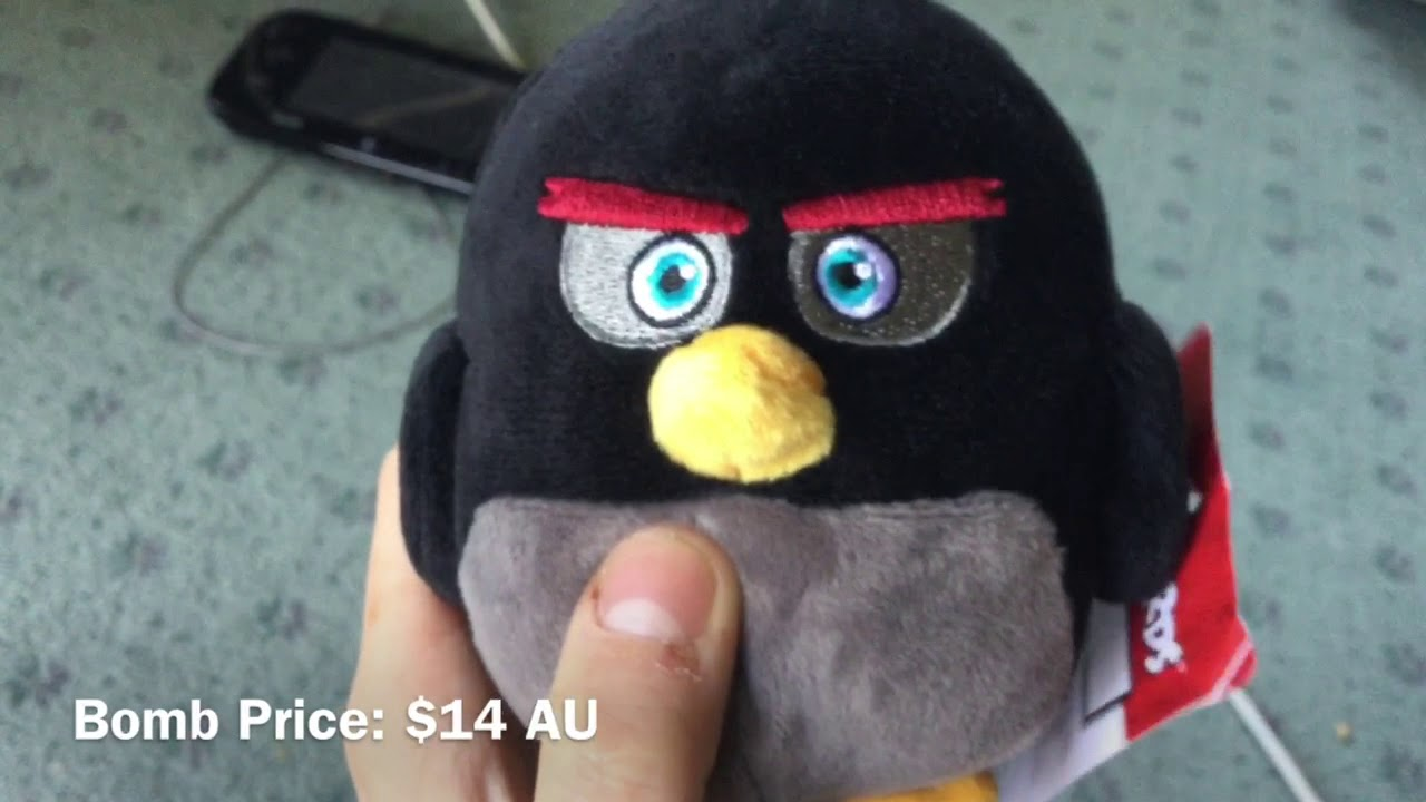 The Angry Birds Movie 2 Plush Toy Review Youtube