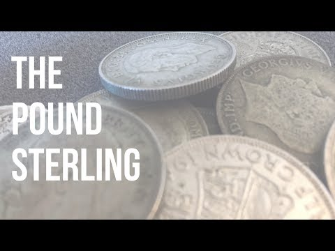 Silver History Sunday - The Pound Sterling and British Coins