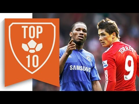 Top 10 Players Robbed Of The PFA Player Of The Year Award