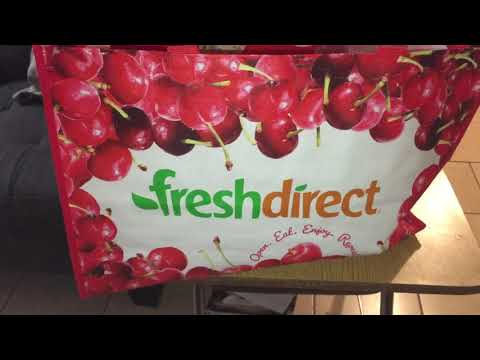 First Fresh Direct Order (FREE)