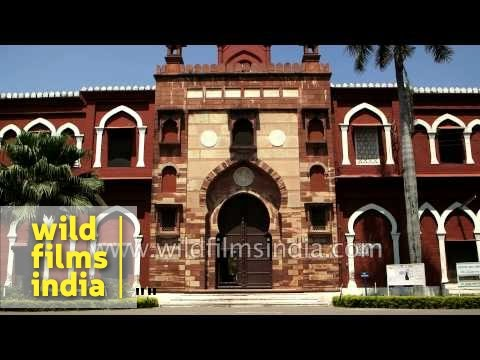 Victoria Gate at Aligarh Muslim University (AMU) campus