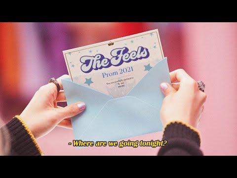 "TWICE 1st Full English Single ""The Feels"""