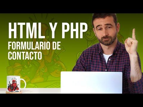 Mandar Un Mail Con HTML Y PHP