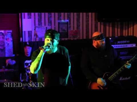 Borrowed Time - Rochester Hardcore Live in Syracuse, New Year's Eve 2014
