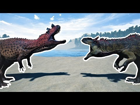 The Isle: CERATOSAURUS PACK vs ALLOSAURUS {Ep.256}