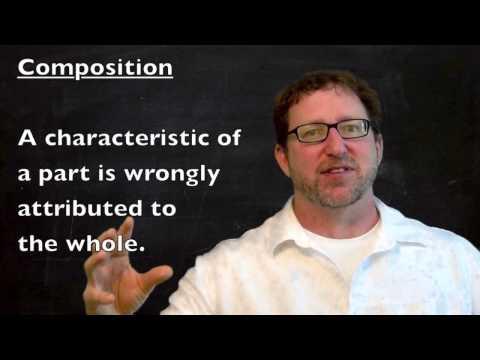 Fallacies of Ambiguity and Grammatical Analogy