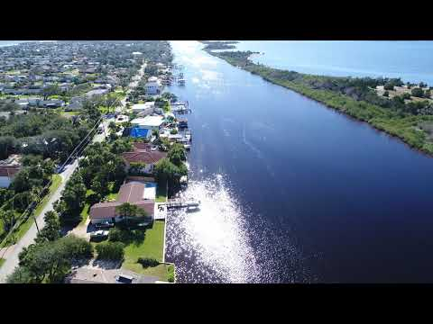 Intracoastal Waterfront Home for Sale by the Ocean in Ormond Beach Florida