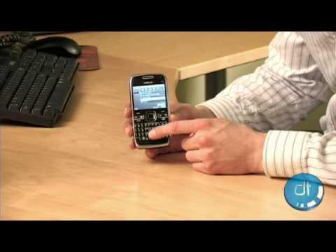 Nokia E72: