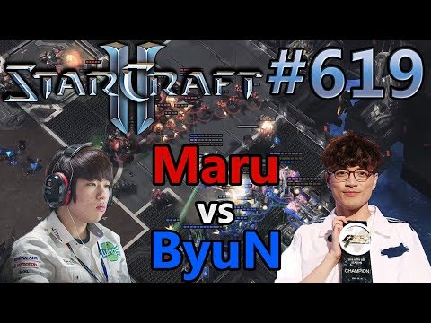 Maru (T) vs ByuN (T) | IEM Shanghai | Starcraft 2: Replay-Cast #619 [Deutsch]