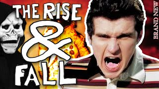 Brand New - The Rise And Fall YouTube Videos
