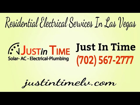 Residential Electrical Services In Las Vegas