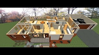 Pond House Project Overview 2019-01-16