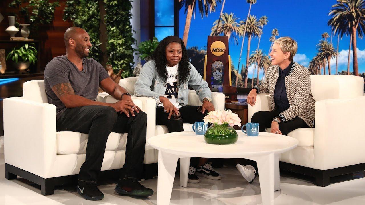 Chadwick Boseman Remembers Kobe Bryant at NBA All-Star ...