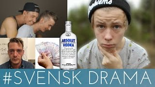 JockiBoi Körkort, Ben Mitkus full, Manfred, Rasmus Wiklundh Hemligheter (Svenska Youtube Nyheter)