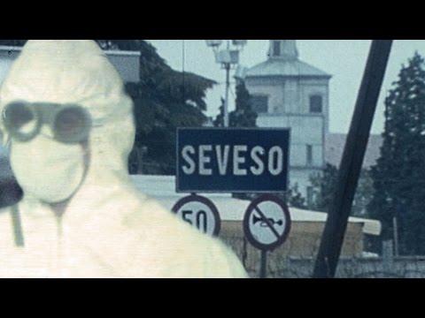 Диоксиновая катастрофа в Севезо.