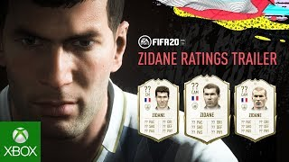 FIFA 20 | Zinedine Zidane FUT ICONS Stories Reveal