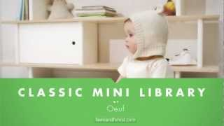 Oeuf Classic Mini Library - Checkout The Mini Library At Fawnandforest.com