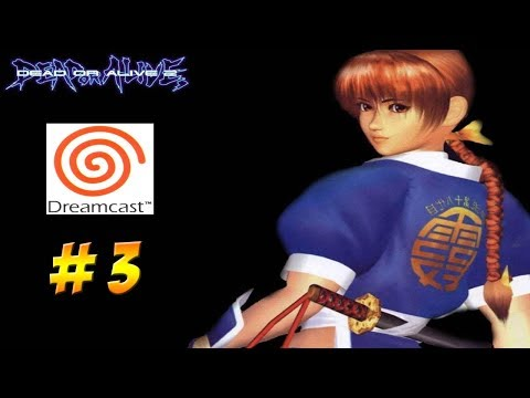 Dreamcast Belated Birthday! Dead or Alive 2 Part 3 - YoVideogames