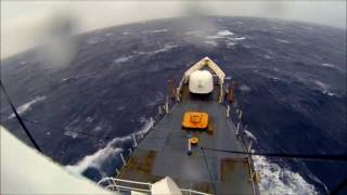 USCGC Morgenthau Vs.The Bering Sea
