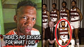 From NBA All Star STARTER to Life in PRISON? What Happened?