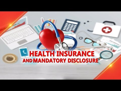 The Pulse - Health insurance & Mandatory disclosures