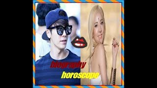 SANDARA PARK AND DONGHAE HOROSCOPE LOVE COMPABILITY, BIOGRAPHY AND NET WORTH
