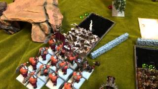 15 Ogre Kingdoms vs Vampire Counts 3000 pts
