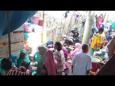 Acara miko Desa. Kuripan Siang ini dihibur warda - kekinian