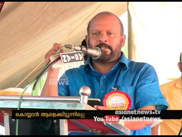 Minister's promises not comes trure, No harvest starts in Metran kayal farmers in crisis