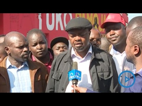 Jubilee Party primaries in Nandi county officially called off