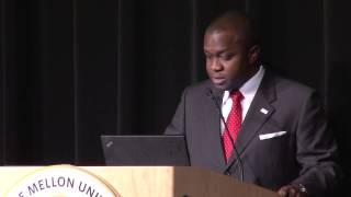 CMU Celebrates Dr. Martin Luther King Jr. - Student Keynote Andre Lewis