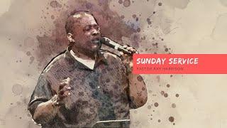 Sunday Service 4/18/2021 - Pastor Ray Harrison