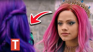 10 Disney Movie Secrets Hidden In Descendants 3