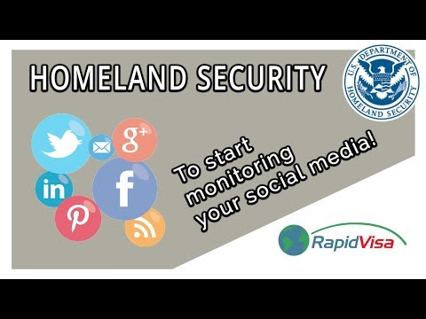 Homeland Security to Collect Social Media Info on Immigrants