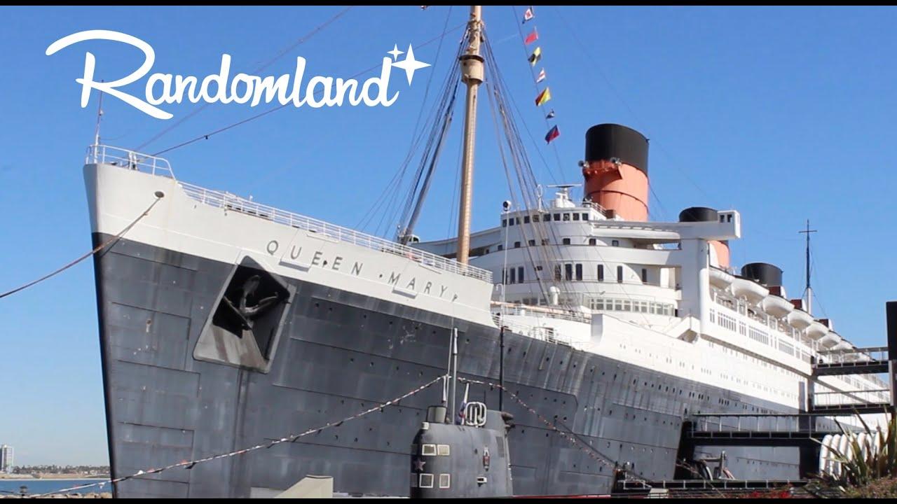 Disneys Forgotten Cruise Ship The Queen Mary In Long Beach - 1930s cruise ships