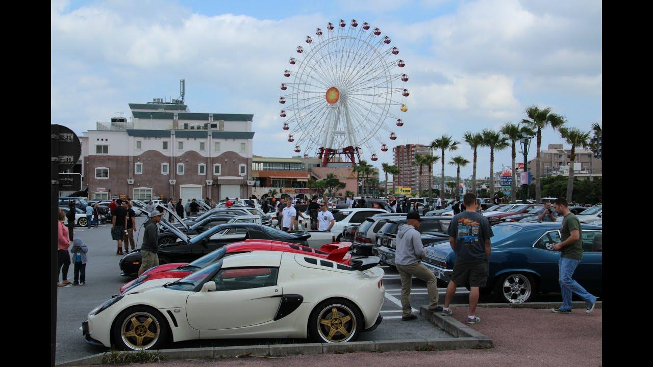 Cars And Coffee Okinawa Japan Youtube