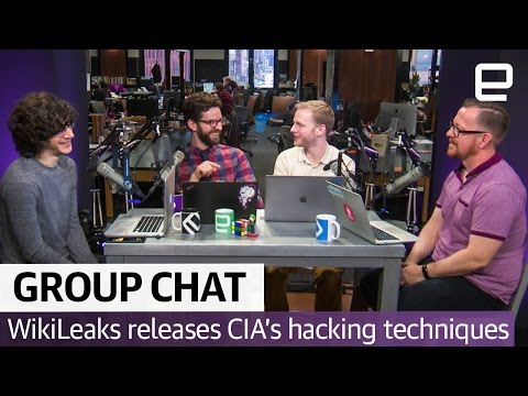 Wikileaks releases CIA's hacking toolkit | The Engadget Podc