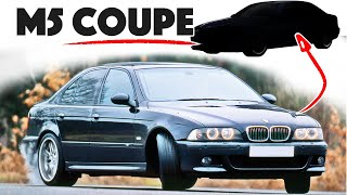 Turning the BMW E39 M5 into a 2-door flame surfacing BEAST