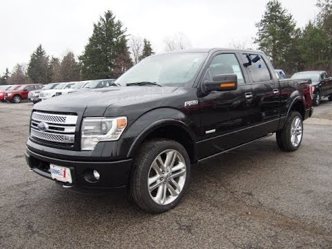 2013 ford f 150 black limited edition on sale at donnell ford youtube. Black Bedroom Furniture Sets. Home Design Ideas