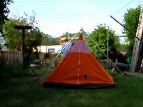 vango Force 10 tent 4x speed & vango Force 10 tent 4x speed - YouTube