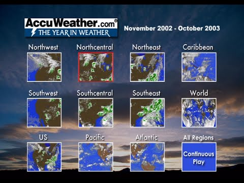 AccuHistory: AccuWeather.com: The Year In Weather 2002-2003