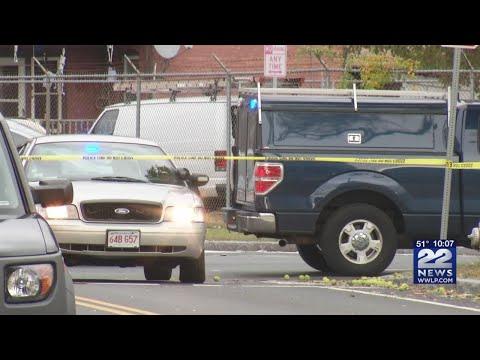Man Shot On Huntington Street In Springfield