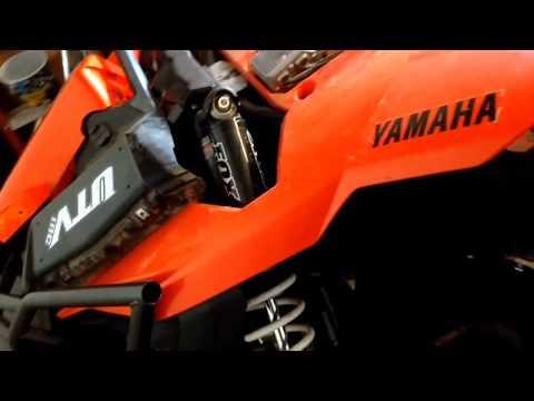 Tuning Doug's Yamaha YXZ1000R with Flash Tune!! by SXSBlog com