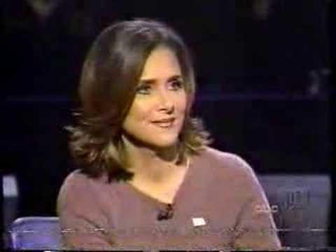 1/2 Meredith Viera on Millionaire