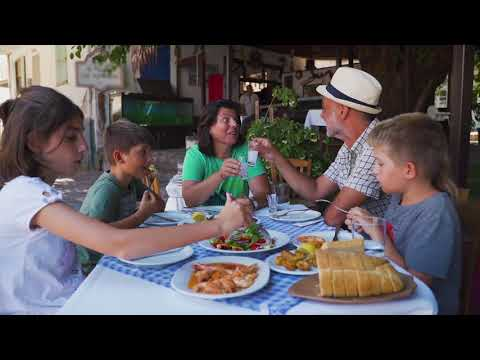 Lesvos: a family size island! The Other Aegean