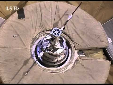 PSU ESPRIT Boom Deploy Nov 2005