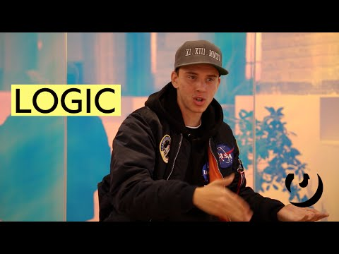 Logic Explains Why Drake and 2Pac Aren't That Different