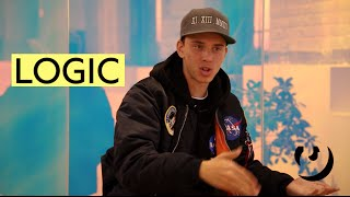 Logic Explains Why Drake and 2Pac Aren