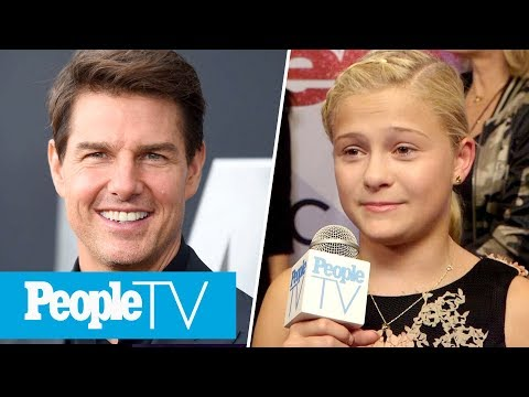 'AGT' Winner Darci Lynne Farmer On Her Win, Tom Cruise Parti